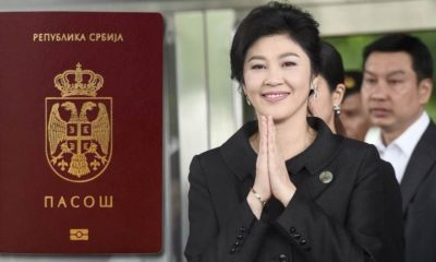 Serbian government grants citizenship to Thailand's former PM Yingluck   Thaiger