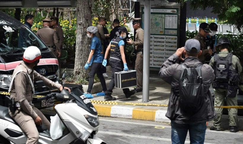 Police seeking arrest warrants for more suspects in Friday's Bangkok
