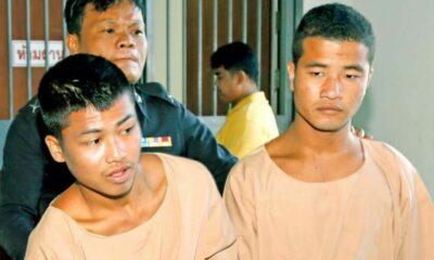 Thailand Supreme Court's hands down verdict on Koh Tao murder case appeal | Thaiger