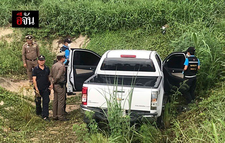 Drug courier crashes off the road in Ayutthaya, police find 160,000 meth pills | News by Thaiger