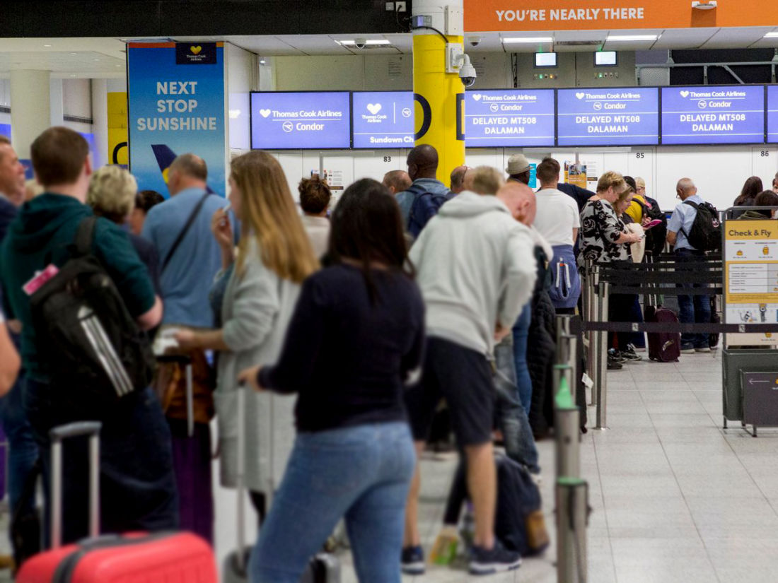 UK travel icon Thomas Cook bankrupt, stranding tourists | News by Thaiger