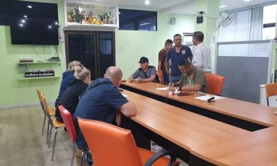 Three Russians arrested over alleged property fraud in Pattaya | The Thaiger