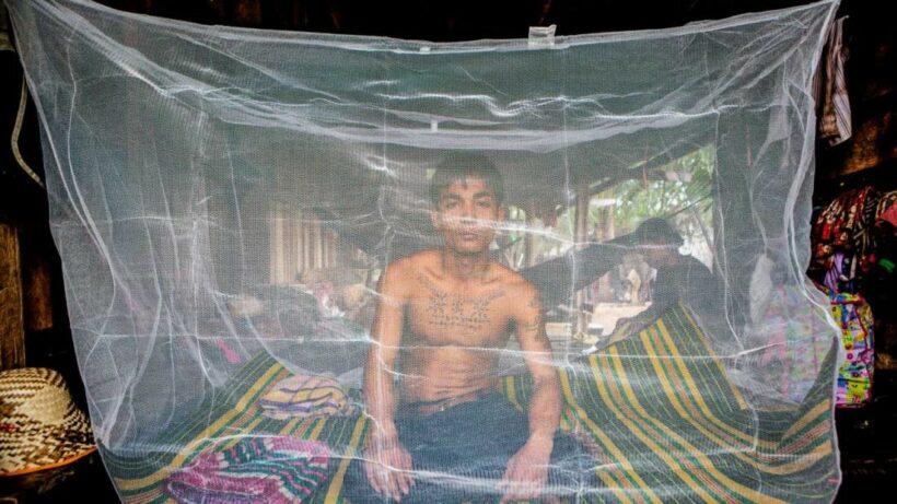 Myanmar adopts NASA's malaria-predicting tech | Thaiger