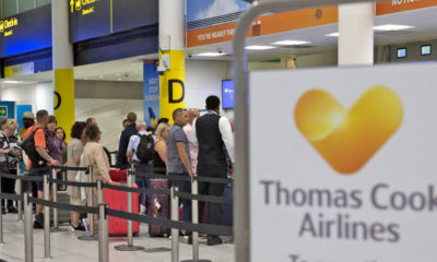 UK travel icon Thomas Cook bankrupt, stranding tourists | Thaiger