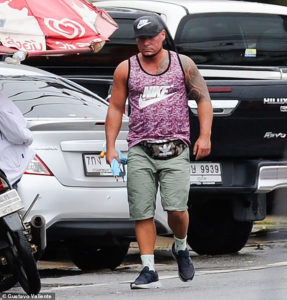 Alleged killer of British man wandering free around Phuket | News by Thaiger