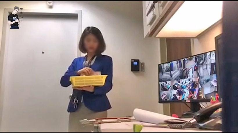 Thai bank employee caught stealing customers' cash   Thaiger