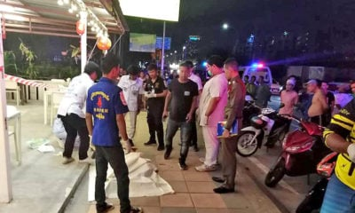 Burmese man stabbed to death by 'friend' in Patong, Phuket   Thaiger