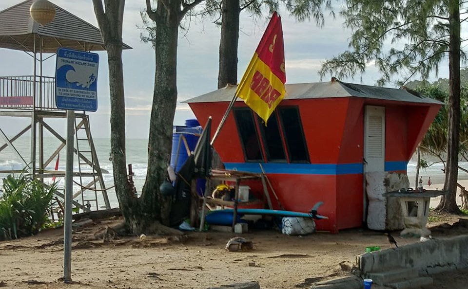 Swimmers at Surin Beach left without lifesavers as Council removes funding   News by Thaiger