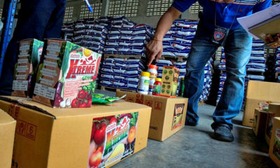Thai Minister Manunya a lone voice to have 3 herbicides banned | Thaiger