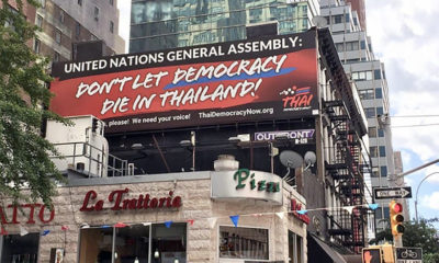 Thai pro-democracy body calls on UN to investigate 'military government in disguise' | Thaiger