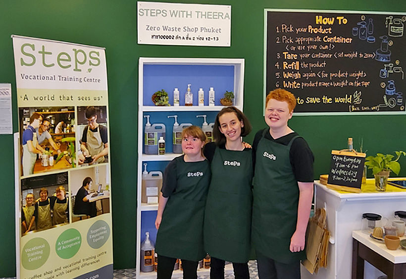 Phuket social enterprise shop takes the first steps   News by Thaiger