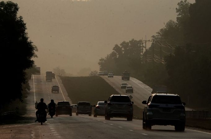 Southern Thailand smog well above safe levels | News by Thaiger