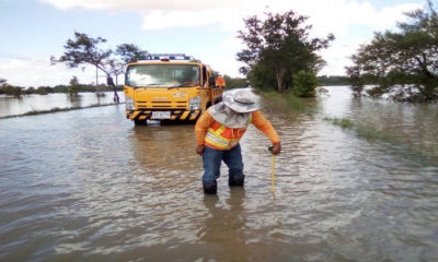Warnings out for bad weather in central and southern provinces | The Thaiger