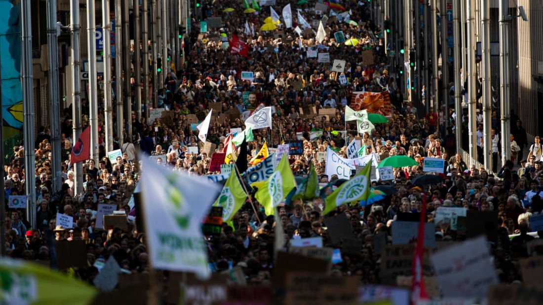 The youth are revolting. 'Millions' protest in kid-power global climate strike | News by Thaiger
