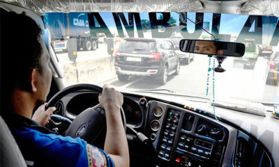 Manila traffic jams block ambulances, patients die on way to hospital | Thaiger