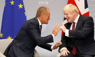 Boris and Donald meet in New York to discuss Brexit | Thaiger