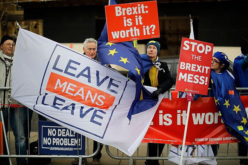 OPINION: Well, here's another nice mess you've gotten me into – Brexit | Thaiger