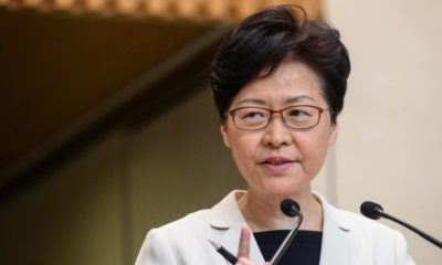 Bill withdrawal my decision, not Beijing's, says Hong Kong leader | The Thaiger