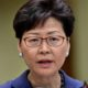Talks with the community will begin next week, says Hong Kong leader Carrie Lam | The Thaiger