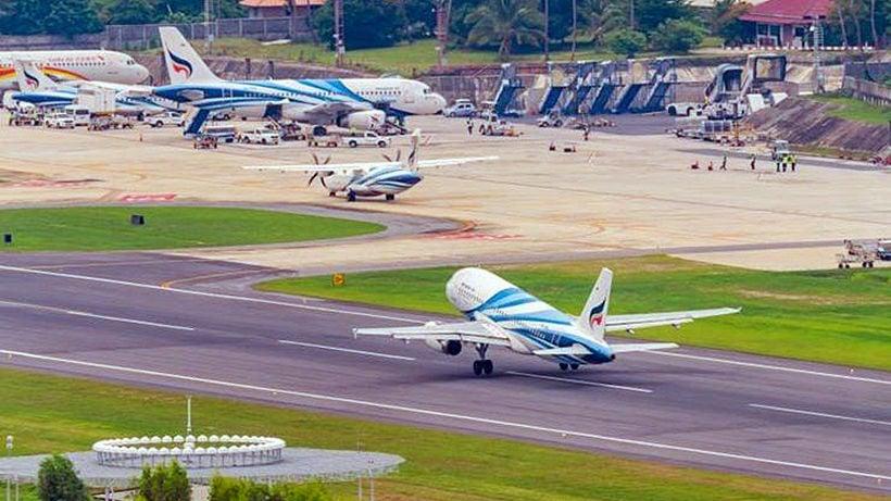 Samui airport 'spy cam' taken offline after police raid home of British expat | Thaiger