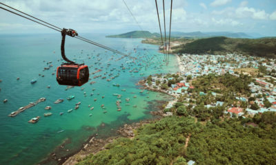 Phu Quoc Cable Car – Build it and they will come | Thaiger