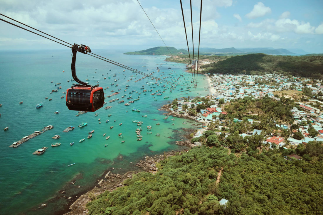 Build it and they will come – the Phu Quoc cable car experience