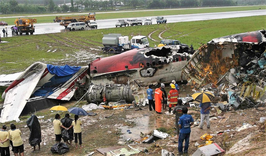 Court orders prison sentence for airline boss after 2007 Phuket crash | Thaiger