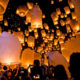 Two flying lantern events in Chiang Mai for Loy Krathong get their permits revoked | The Thaiger