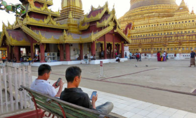 Myanmar switches to international 'unicode' on October 1 | The Thaiger