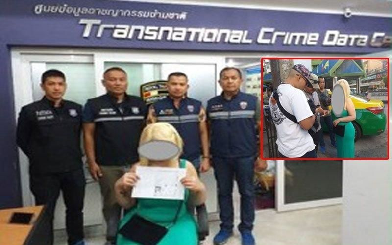 Two foreigners arrested in Pattaya for long overstays | Thaiger