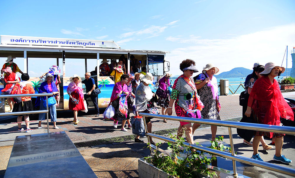 Indian visitors to Phuket surge whilst total numbers drop | Thaiger