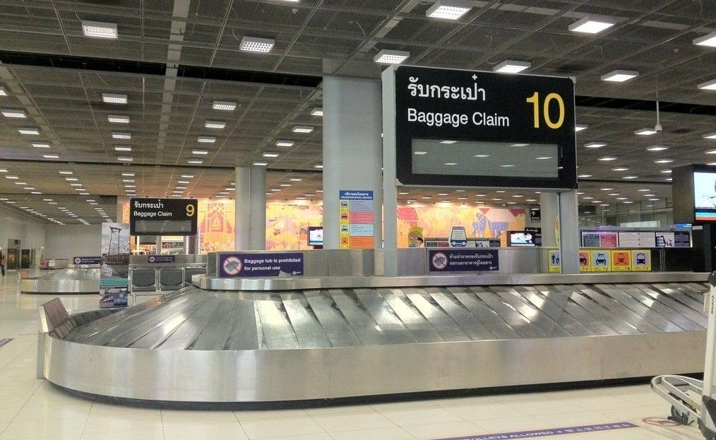 Bangkok airport police arrest Canadian woman for theft