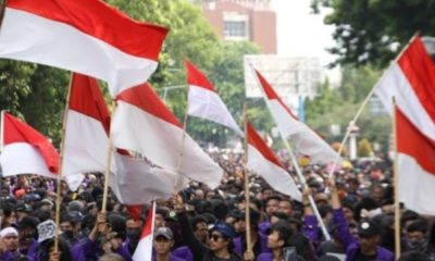 Thousands rally in Indonesia to protest legal-reforms   Thaiger