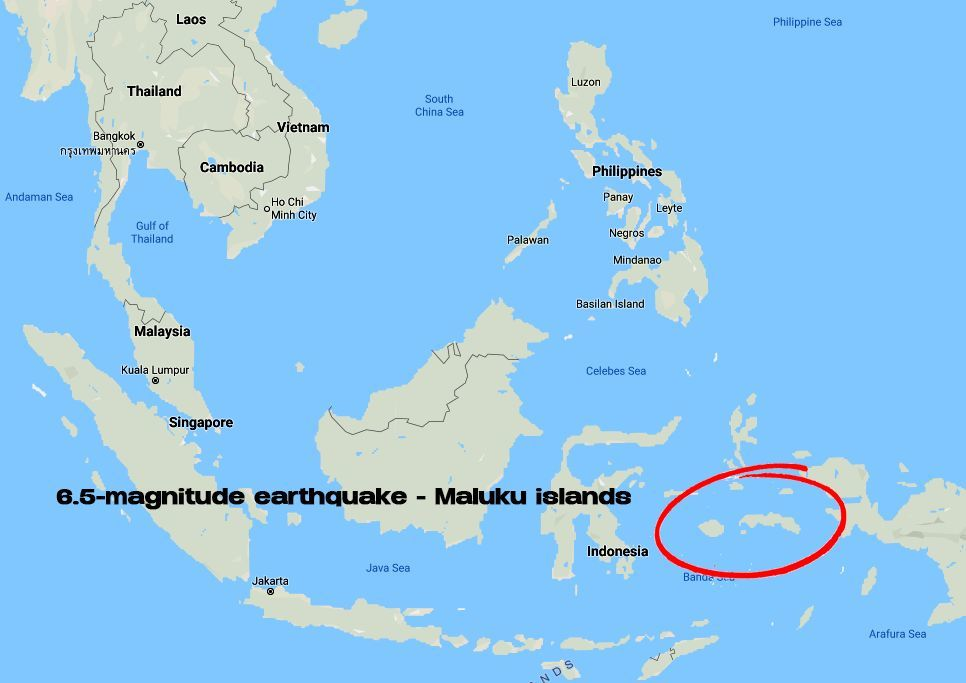 UPDATE: At least one dead - Indonesian islands hit with 6.5 magnitude quake   News by Thaiger