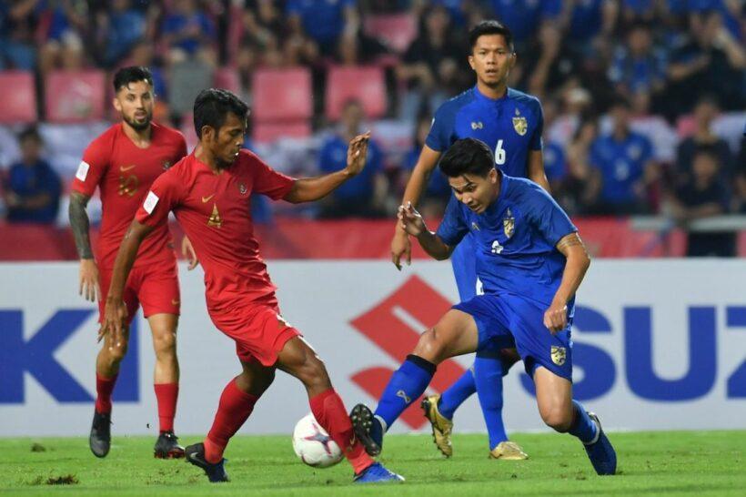 Siaran langsung untuk Indonesia - Kualifikasi Piala Dunia Thailand, malam ini | News by Thaiger