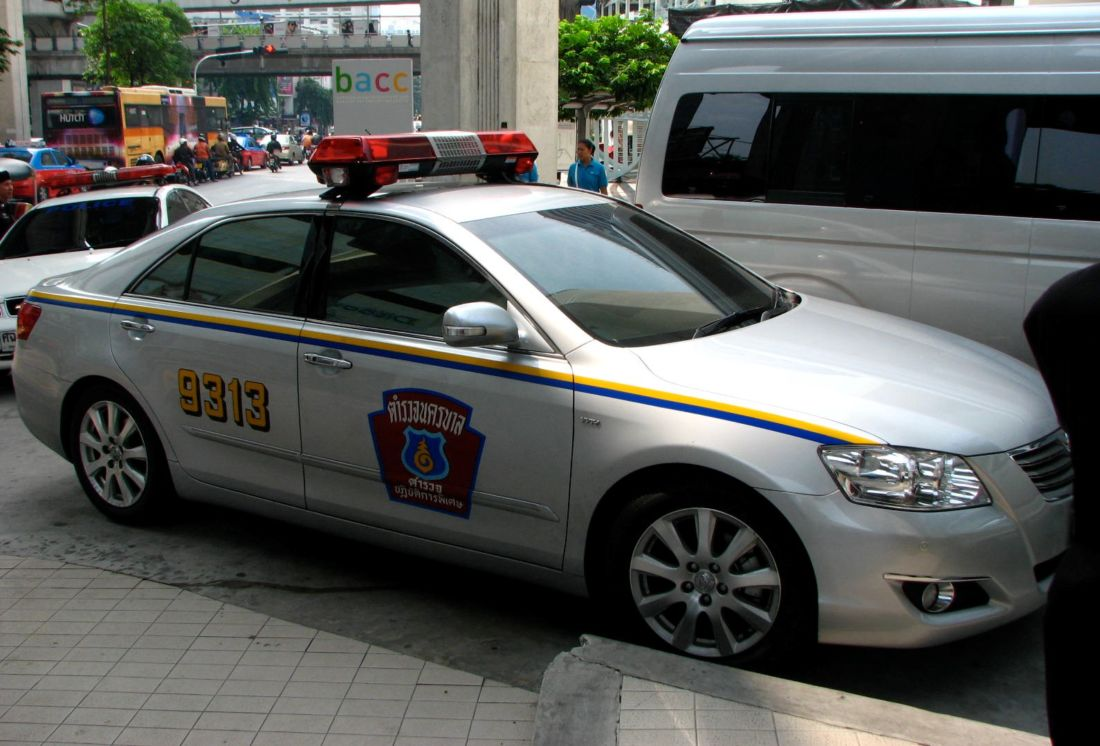 Bangkok man commits suicide after killing wife | The Thaiger