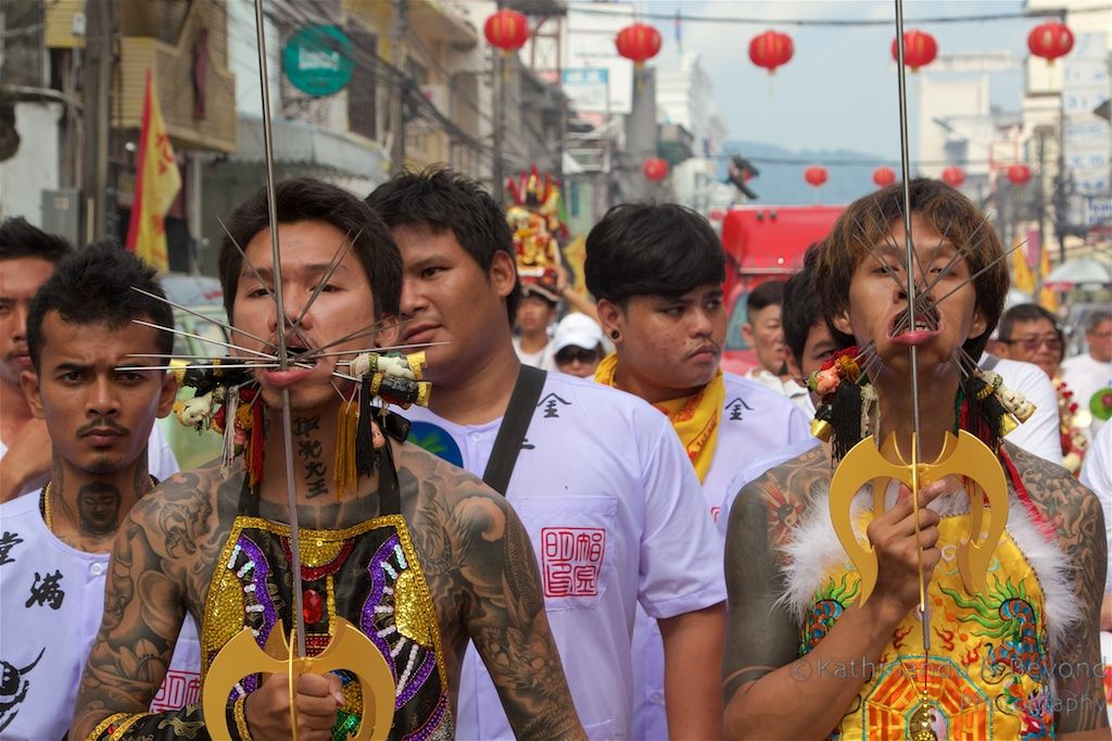 Phuket Vegetarian Festival events 2019 - schedule and history   News by Thaiger