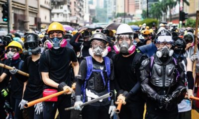 China sounds ominous warning to Hong Kong protesters | The Thaiger