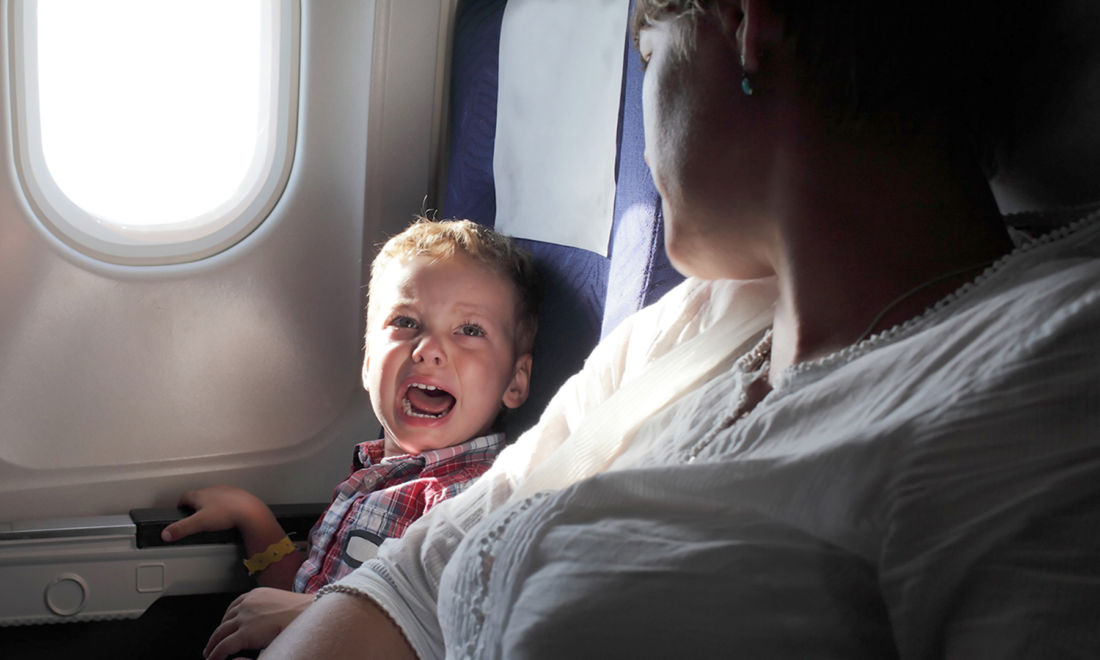 Japan airlines offering a seat map to avoid screaming kids   News by Thaiger