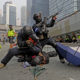Hong Kong clashes heat up ahead of 70th anniversary party for China | The Thaiger