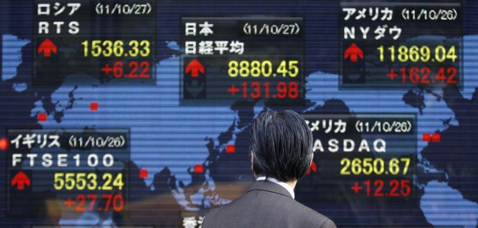 Asian stock markets mostly rise on positive news | The Thaiger