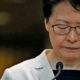 Hong Kong's Carrie Lam asks for dialogue after rejected concessions | The Thaiger