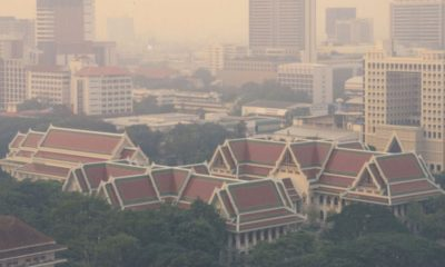 "Air pollution in Bangkok expected to get worse due to ""cold spell"" 