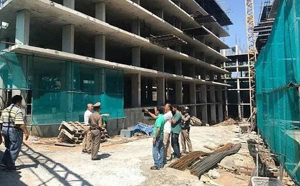 Cambodian man killed, 3 seriously injured in accident at Pattaya construction site | News by Thaiger
