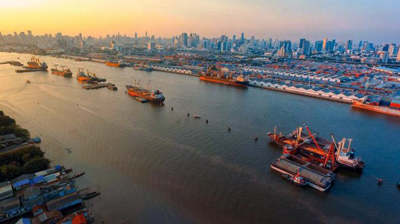 Thailand's August exports fall further than expected