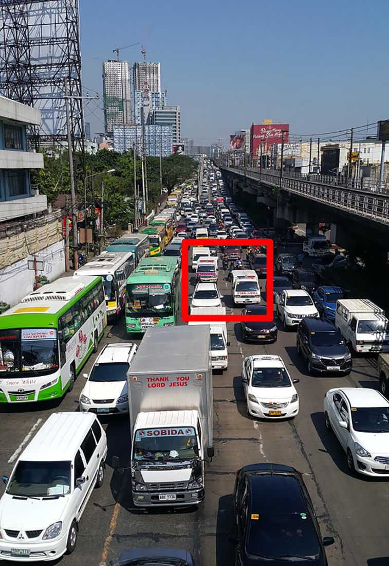 Manila traffic jams block ambulances, patients die on way to hospital | News by Thaiger