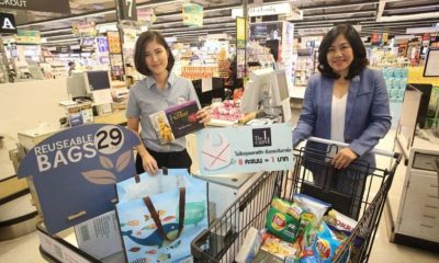 Thailand's big retailers will stop handing out plastic bags in January 2020 | Thaiger