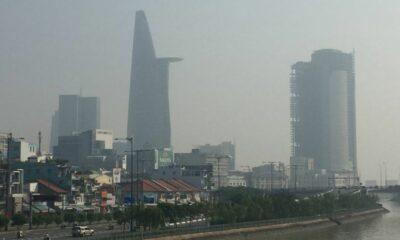 Tìm hiểu khẩu trang N95, N99 để đối phó với ô nhiễm bụi mịn nghiêm trọng tại TP.HCM   The Thaiger