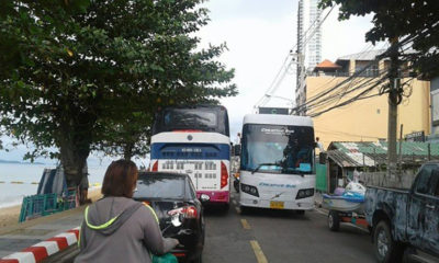 No Standing Zones are driving away tourists – Jomtien Beach | Thaiger