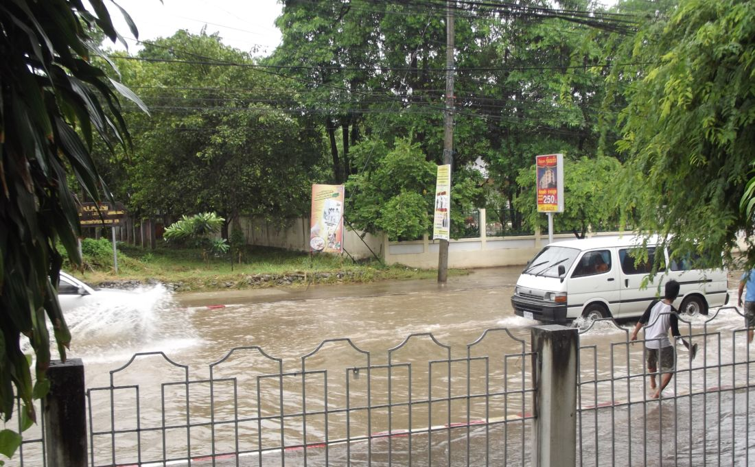 No direct hit from Kajiki, but heavy rain predicted for many parts of Thailand | Thaiger